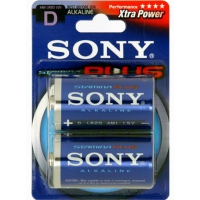 Sony LR20-2BL STAMINA PLUS [AM1B2A] (20/60/4200)