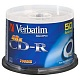 Verbatim CD-R 700mb, 52x, Сake (50)