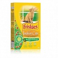 FRISKIES INDOOR д/домашних кошек  Курица, Овощи, Трава 400гр