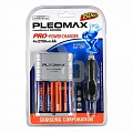 Samsung Pleomax 1014 150 min + 4*2700 mAh + CAR ADAPTER (6/24/480)