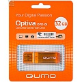 Флэш-диск QUMO 32 Gb Optiva-01 Orange
