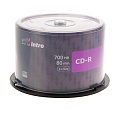 Intro CD-R 700mb 52x Cake (50) (10/200/16000)