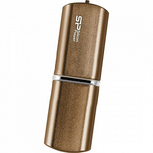 Флэш-диск Silicon Power 08 Gb LuxMini 720 Bronze (10)