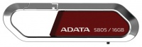 Флэш-диск A-Data 16 Gb S805 Red (5)