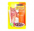 FRISKIES Cat КвП Курица 100g