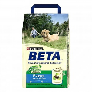 DOG CHOW PUPPY LARGE BREED Инд 5x2.5кг